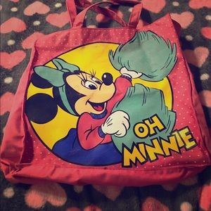 Vintage Minnie Mouse tote bag